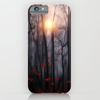 Red Feather Dance  -  By… iPhone 6 Slim Case