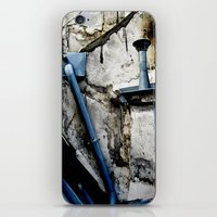 Infrastructure iPhone & iPod Skin