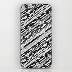 36° (monochrome series) iPhone & iPod Skin