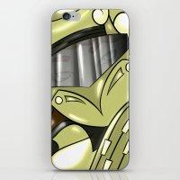 One Note iPhone & iPod Skin