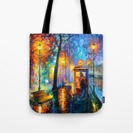The Doctor Starry The Ni… Tote Bag