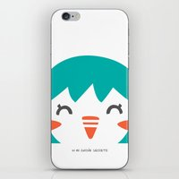 PINGUINO iPhone & iPod Skin
