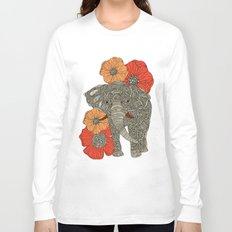 The Elephant Long Sleeve T-shirt