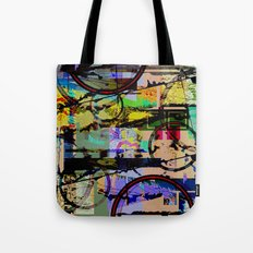 I'd Rather Be Nothing Tote Bag
