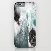 Atlantic Coast, Cornwall UK iPhone 6 Slim Case