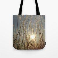 field of glitter Tote Bag
