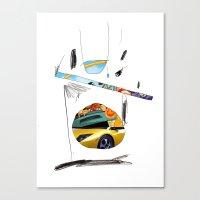 Des20 Canvas Print
