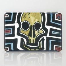 Sovereign Skull iPad Case