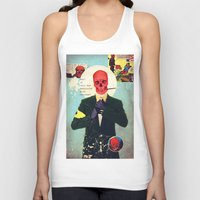 What Is This Mad Obsession With Freedom? Unisex Tank Top