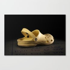 shoe 2 Canvas Print