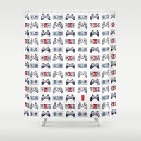 Games ME 2015 Shower Curtain