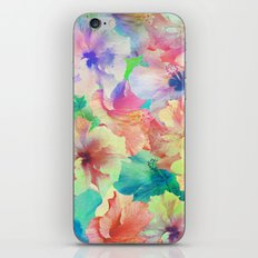 Hibiscus Dream #2 iPhone & iPod Skin
