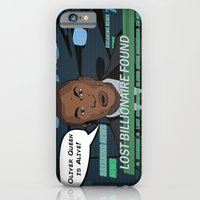 iPhone & iPod Case featuring Starling City News by The Vector Studio