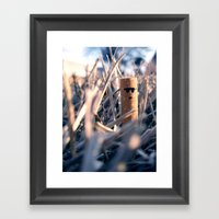 Mission To KILL Framed Art Print