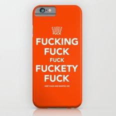 Fucking Fuck Fuck Fucket… iPhone 6 Slim Case