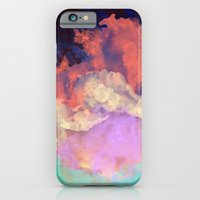 iPhone Cases featuring Into The Sun by Galaxy Eyes
