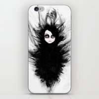 Becoming You. I'm Not Af… iPhone & iPod Skin