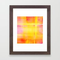 Happy Thoughts No01 Framed Art Print