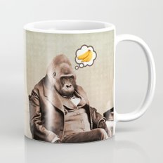 Gorilla My Dreams Mug