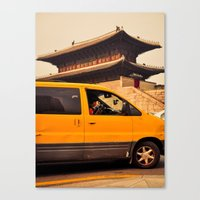 Dongdaemun Gate II Canvas Print