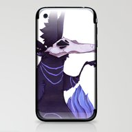 Real Monsters- Paranoia iPhone & iPod Skin
