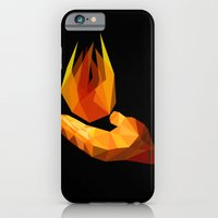Pyrokinesis iPhone 6 Slim Case