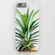 Pineapple V2 #society #buyart #artprints #decor iPhone 6 Slim Case