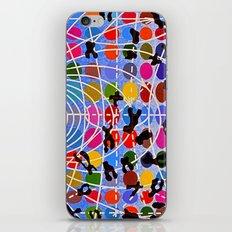 Simstim iPhone & iPod Skin