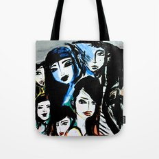 The humorous death  Tote Bag