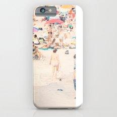 Beach Crowd Slim Case iPhone 6s