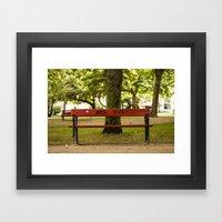 Ora Viva! Framed Art Print