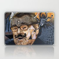 Psychoactive Bear 1 Laptop & iPad Skin
