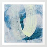 translucence 1 Art Print