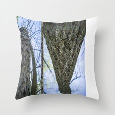 What's Your Bark? Throw Pillow