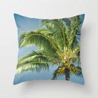 Keanae Hawaiian Coconut … Throw Pillow