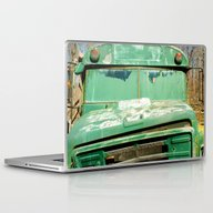 Death Bus Laptop & iPad Skin