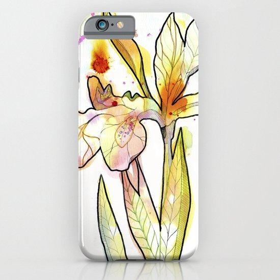 Queen Flower iPhone & iPod Case