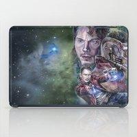 Star Lord - Galaxy Guard… iPad Case