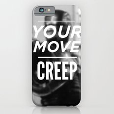 Robocop Typography Slim Case iPhone 6s