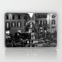 Rain in Rome Laptop & iPad Skin