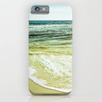 wave iPhone & iPod Cases featuring wave by Bonnie Martin