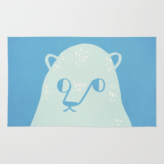 Polar Beverage Area & Throw Rug
