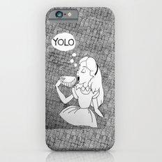 YOLO Alice iPhone 6 Slim Case