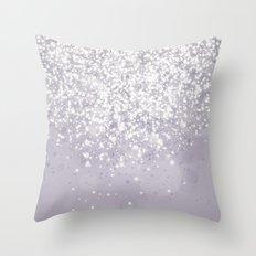 Glitteresques IV:VI Throw Pillow