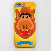 A for ALF iPhone 6 Slim Case