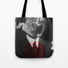 Koala Yawn Tote Bag