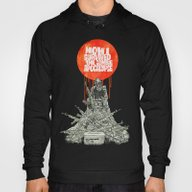 How I Survived The Zombi… Hoody