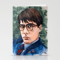 Max Fischer Stationery Cards