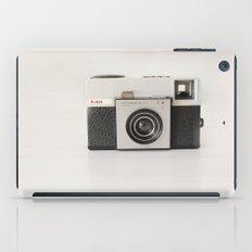 vintage camara iPad Case