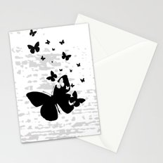 Nothing But To Fly Stationery Cards